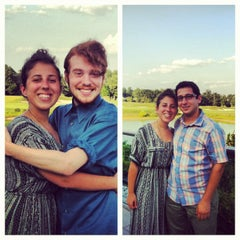 Photo taken at Lakewood Country Club by Rachel T. on 8/4/2012