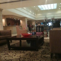Photo taken at L'Enfant Plaza Hotel by Robert S. on 4/18/2012
