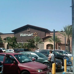 Photo taken at Walmart Supercenter by HereComsTrouble W. on 9/10/2012