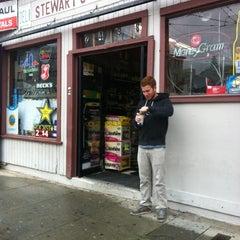 Photo taken at Stewarts Market by Scott S. on 3/24/2012