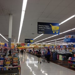 Photo taken at Walmart Supercenter by คุณชายแอ้ม on 7/19/2012