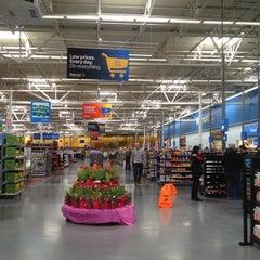 Photo taken at Walmart Supercenter by Craig D. on 2/18/2012