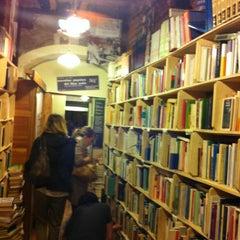 Photo taken at Il Libraccio by Andrea C. on 5/26/2012
