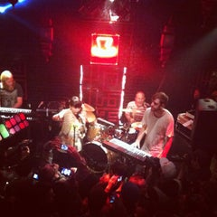 Photo taken at Le Baron NYC by Rachel M. on 5/4/2012