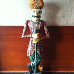Photo taken at Tandoori Nights by Angelica H. on 5/30/2012