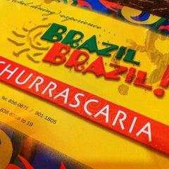 Photo taken at Brazil Brazil! by Leo A. on 6/10/2012