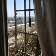 Photo taken at Château Marmont by Anna S. on 7/7/2012