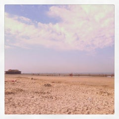 Photo taken at St. Peter-Ording Strand by Nelly O. on 8/19/2012