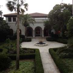 Photo taken at The Cloister at Sea Island by Erik S. on 9/8/2012