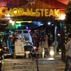 """Photo taken at The Ship """"Chop n' Steak"""" by amet a. on 5/5/2012"""
