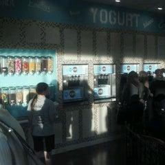 Photo taken at Yo-Joe's Frozen Yogurt & Coffee Shoppe by James K. on 4/6/2012