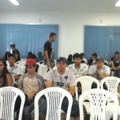 Photo taken at Faculdade Leão Sampaio (FALS) by Kellvyn A. on 5/14/2012
