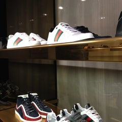 Photo taken at Gucci by Ali A. on 8/30/2012