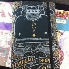 Photo taken at Qualquer Coisa Mais by Schizzibooks p. on 7/21/2012