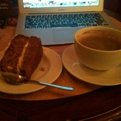 Photo taken at Café Rouge by Pavel K. on 2/2/2012