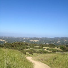 Photo taken at Windy Hill Open Space Preserve by Nikki G. on 5/18/2012