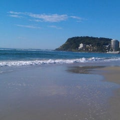 Photo taken at Burleigh Heads Park by Fran G. on 5/12/2012