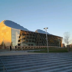 Photo taken at Kauffman Center for the Performing Arts by Lori T. on 3/25/2012