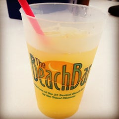 Photo taken at The Beach Bar by Ben B. on 8/1/2012