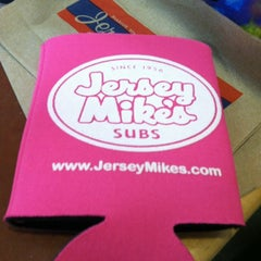 Photo taken at Jersey Mike's Subs by Lisa D. on 3/12/2012