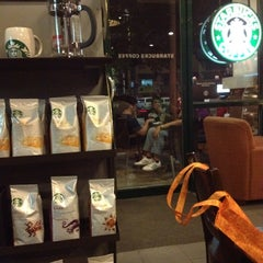 Photo taken at Starbucks Coffee by Rian C. on 3/25/2012