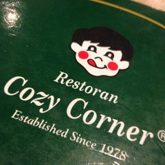 Photo taken at Cozy House Restaurant by Amirul A. on 5/6/2012