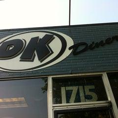 Photo taken at DK Diner by Ruben H. on 6/28/2012