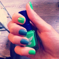 Photo taken at Express Nails by Алена Л. on 7/2/2012