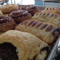 Photo taken at Aliso Coffee and Donut by John on 4/1/2012