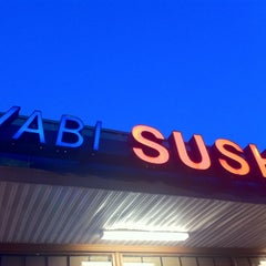 Photo taken at Yabi Sushi by Scott on 7/30/2012