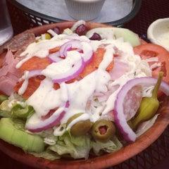 Photo taken at Perillo's Pizzeria by Taylor S. on 7/28/2012