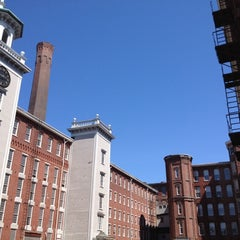 Photo taken at Lowell National Historic Park by Edward L. on 5/19/2012