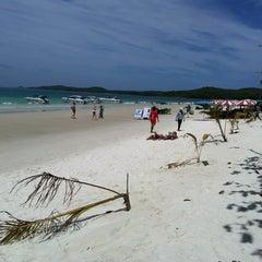 Photo taken at หาดทรายแก้ว (Sai Kaew Beach) by NoTeCThailand on 6/14/2012