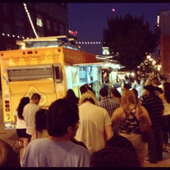 Photo taken at The Grilled Cheese Truck by Jessica G. on 9/7/2012