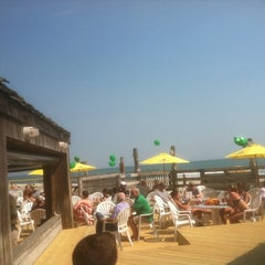 Photo taken at Ocean Annie's Beach Bar by Peter D. on 3/17/2012
