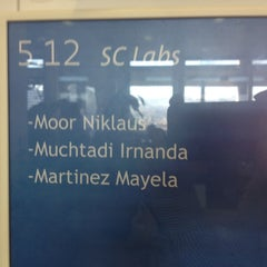 Photo taken at Swisscom Labs by Mayela M. on 2/29/2012