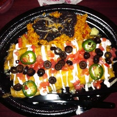 Photo taken at Tijuana Flats by Todd B. on 5/31/2012