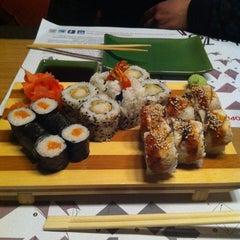 Photo taken at Bento by Ju O. on 3/11/2012
