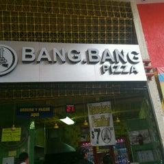 Photo taken at Pizzas Bang Bang by Will H. on 6/7/2012