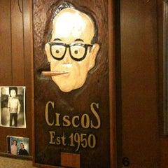 Photo taken at Cisco's Restaurant & Bakery€Ž by Joe M. on 3/13/2012