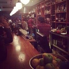 Photo taken at 399 Bar by BenDog F. on 4/20/2012