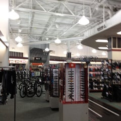 Photo taken at Sports Authority by Bryan S. on 4/3/2012