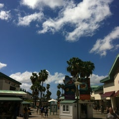 Photo taken at Waikele Premium Outlets by Akinori K. on 3/17/2012