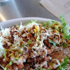 Photo taken at Chipotle Mexican Grill by Garrett I. on 3/13/2012