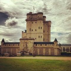 Photo taken at Château de Vincennes by Matthieu L. on 7/11/2012