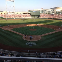 Photo taken at TD Ameritrade Park by Amber B. on 6/20/2012