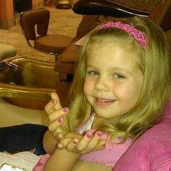 Photo taken at Paradise Nail Bar by Julie M. on 9/9/2012