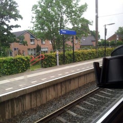 Photo taken at Station Wijhe by Pepijn R. on 6/24/2012