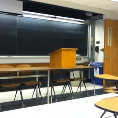 Photo taken at Heavilon Hall (HEAV) by Corrine D. on 4/18/2012