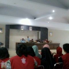 Photo taken at Kantor Bupati Jeneponto by Muftiraeni A. on 6/18/2012